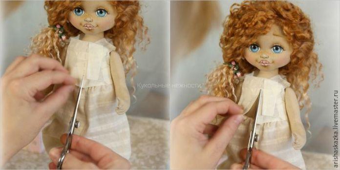 corpiño muñeca 9