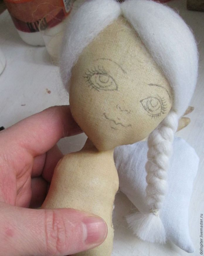 muñeca angel de primavera 19