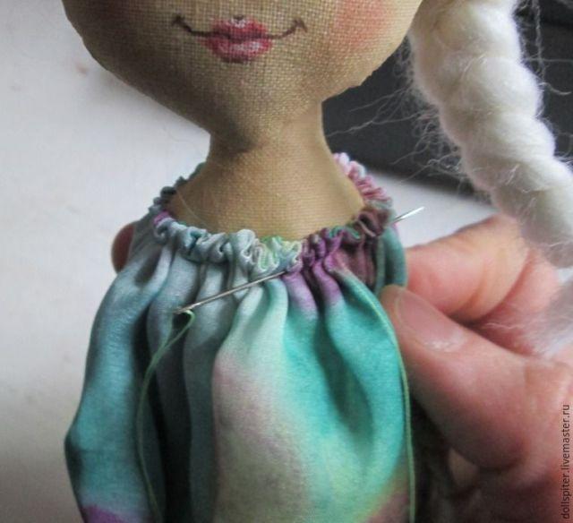 muñeca angel de primavera 25