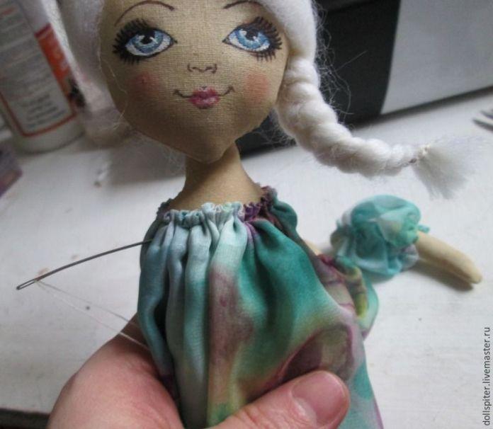 muñeca angel de primavera 30