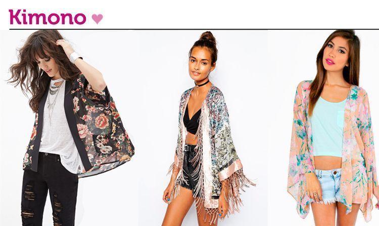 Patrón para hacer un kimono - Patrones gratis