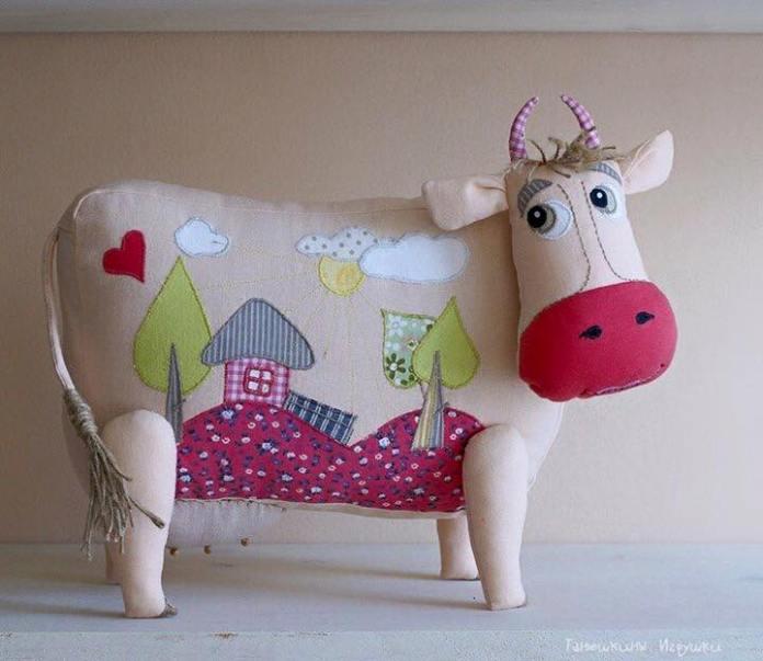 vaca de tela 3