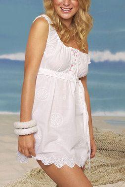 vestido-corto-para-la-playa-algodon-batista