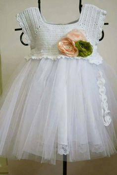 vestido crochet tul 3