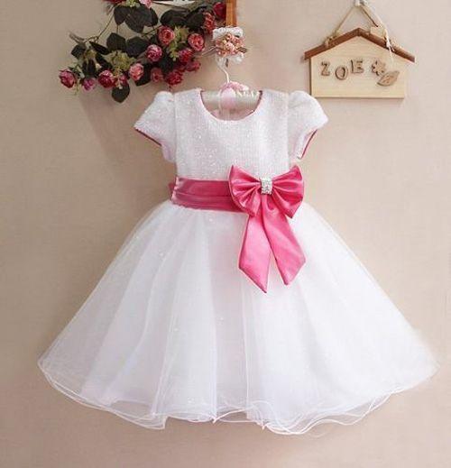 65d2f130f Vestido para niñas con patrones - Patrones gratis