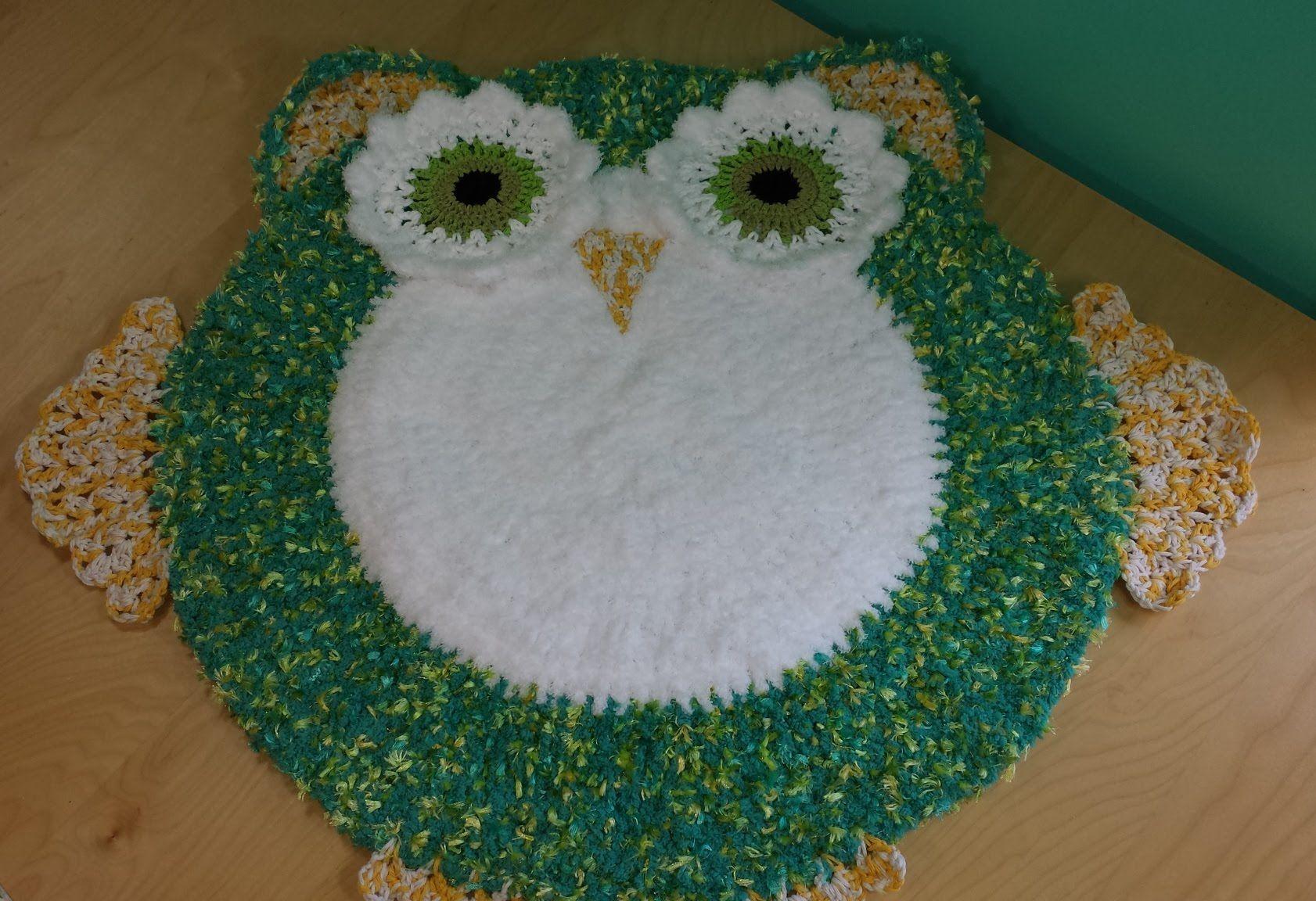 Alfombra b ho a crochet patrones gratis for Alfombras caras