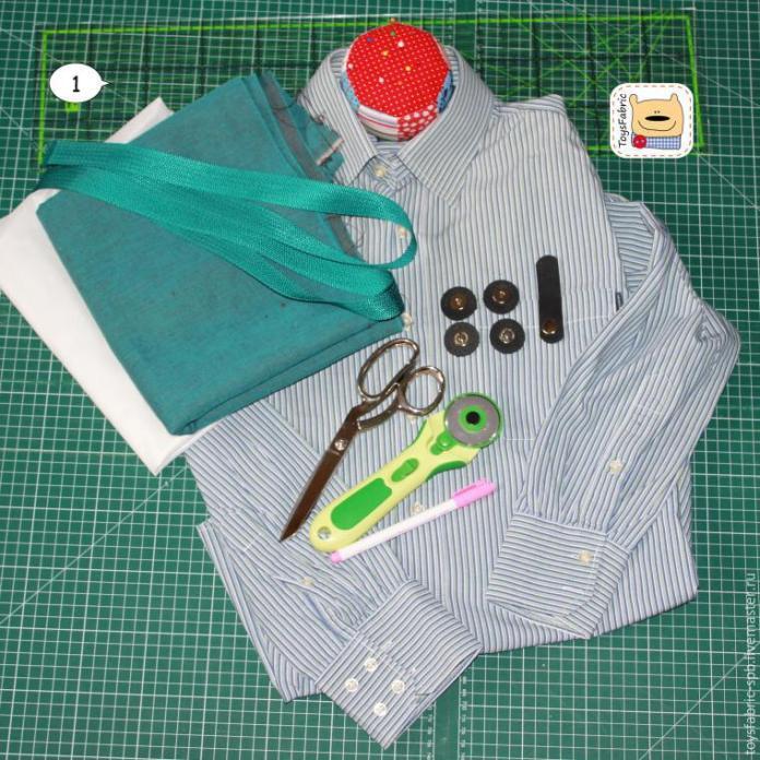 bolso con una camisa 3