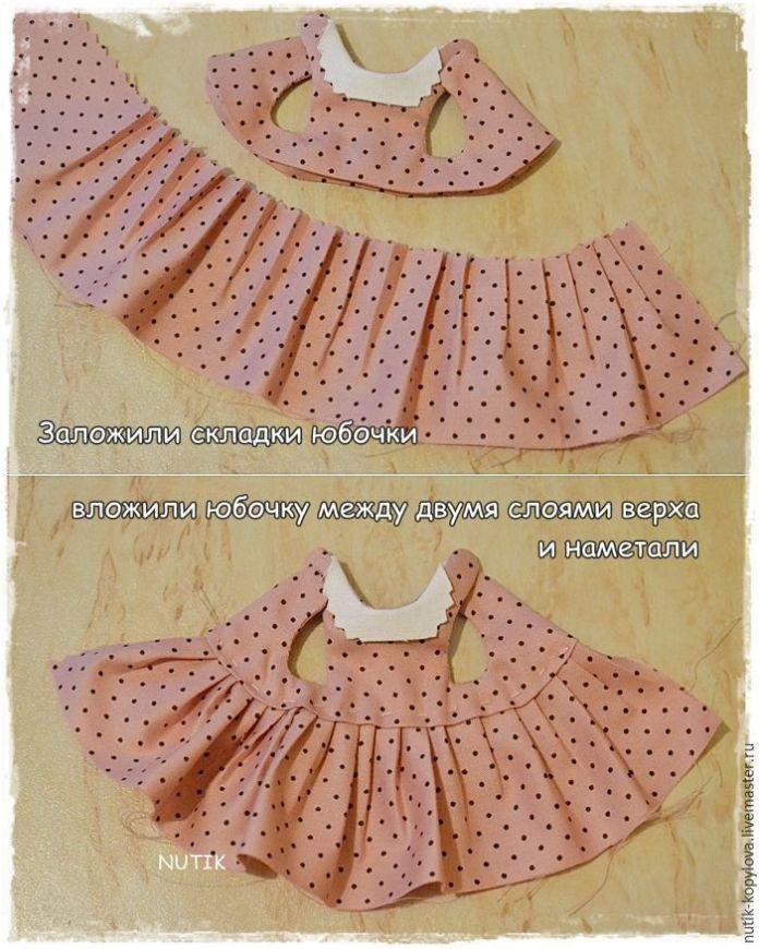 vestido osita de peluche 6