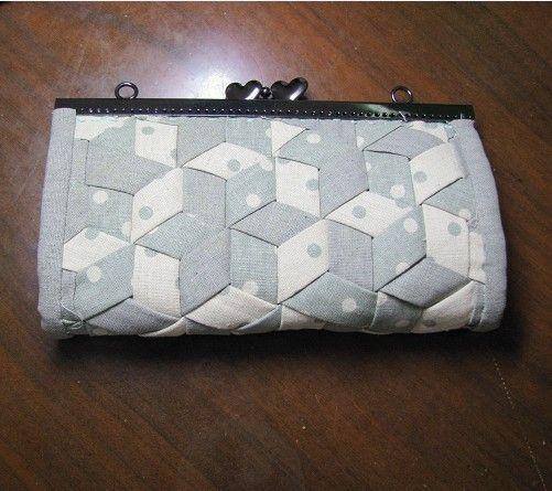 bolso patchwork mosaico