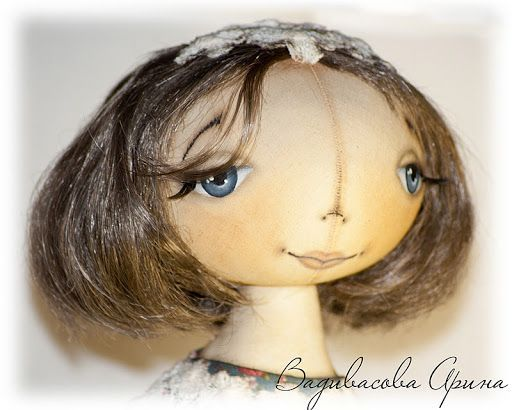 muñeca de tela 1