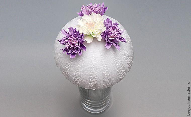 Ramo de flores para novia en goma eva   patrones gratis