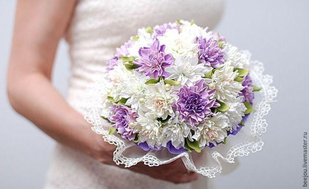 302caf7ec5f Ramo de flores para novia en goma eva - Patrones gratis
