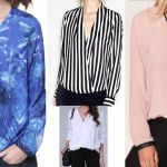 Patrón de blusa cruzada