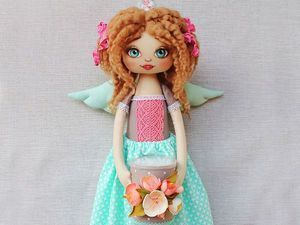 muñeca angel 2