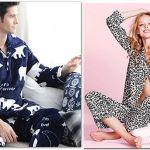 Patrón de Pijama Unisex