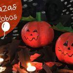 DIY Como hacer calabazas con globos