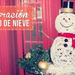 DIY como hacer Muñecos de Nieve para decorar