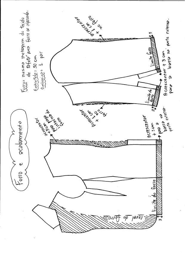 Patrón de chaqueta-americana para hombres - Patrones gratis