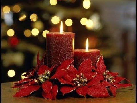 Diy Como Hacer Centros De Mesa Para Navidad Patrones Gratis - Como-hacer-centro-de-navidad