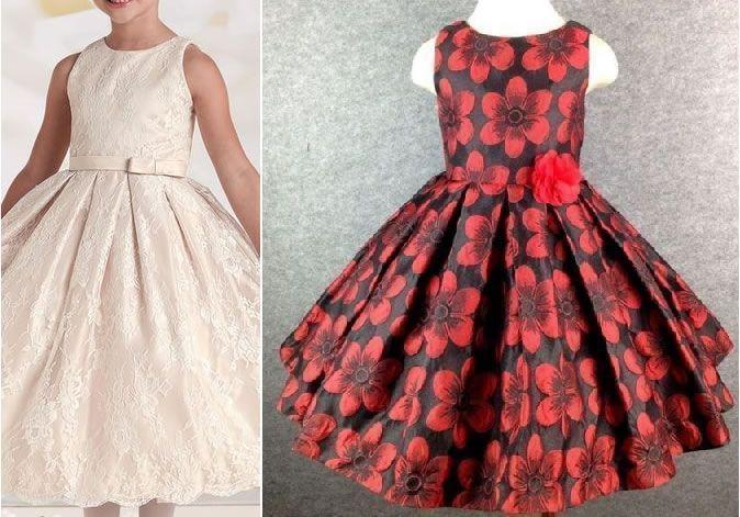 Como hacer un vestido de fiesta plisado