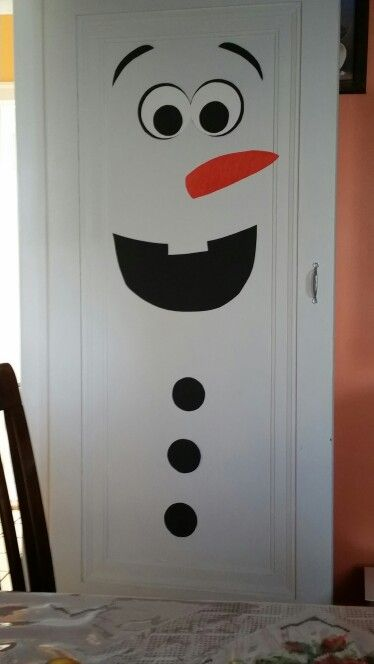 Ideas Para Decorar Puertas En Navidad Patrones Gratis