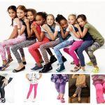 Patrón leggins infantil
