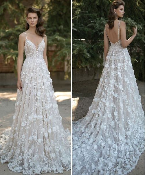 vestidos de novia fiesta