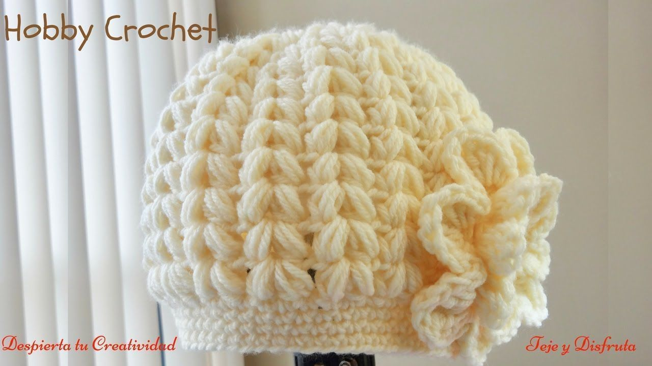 Hermosa Los Patrones De Crochet Sombrero Gacho Friso - Manta de ...