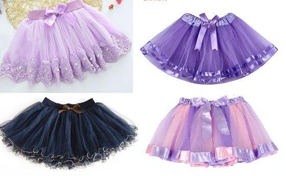 e20e0c452 Patrón falda tutu para niñas - Patrones gratis