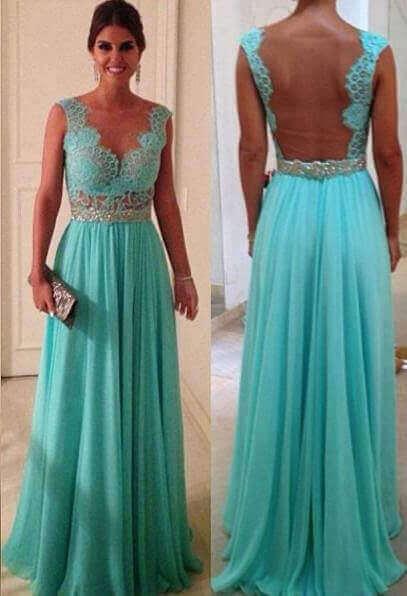 Como confeccionar un vestido de noche