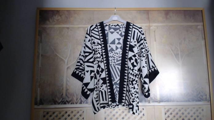 06ec99b98e66 Como hacer una Chaqueta estilo kimono - Patrones gratis