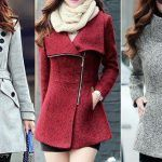 Patrón chaqueta abrigo elegante