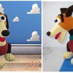 Perro Slinky, el perro muelle de Toy Story