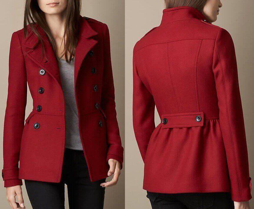 Patrón chaqueta otoño-invierno - Patrones gratis ce525abb9c5a