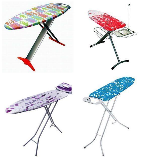 DIY Cubierta para tabla de planchar - Patrones gratis