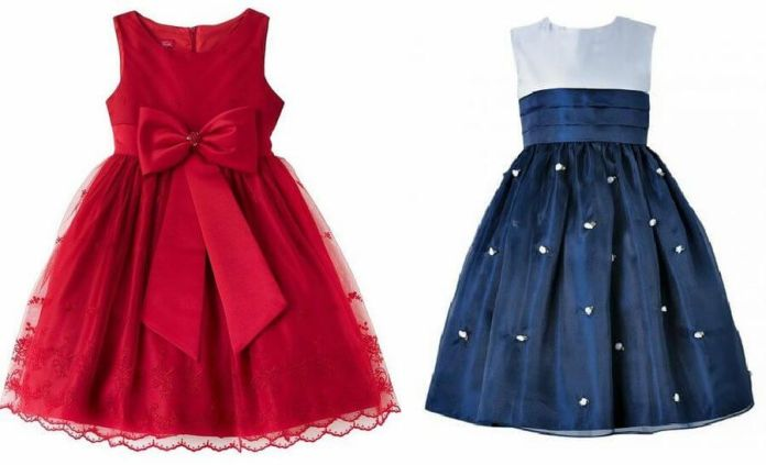 b0b8e4c22 Patrón de Vestido de fiesta de niña - Patrones gratis