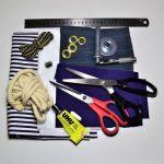 DIY para hacer un Bolso estilo marinero