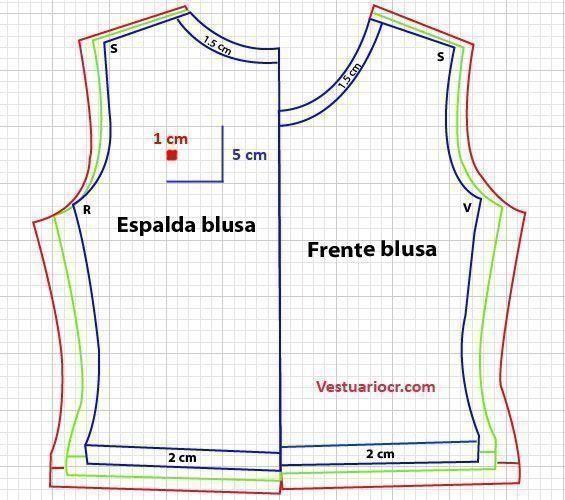 Image result for patrones de costura
