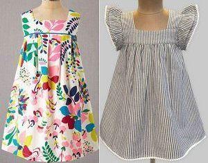 68396ffce Vestido niñas Archivos - Patrones gratis