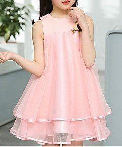 a85be0a4e Patrón para hacer un Vestido infantil - Patrones gratis
