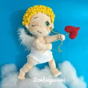 Cupido amigurumi