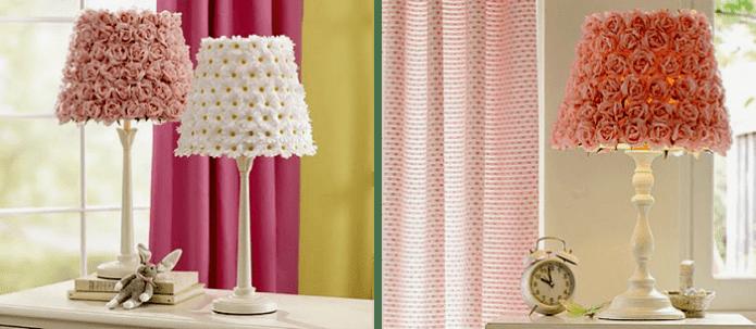 DIY Decora tu lampara muy fácil