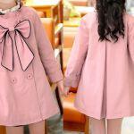Vestido chaqueta infantil para niña