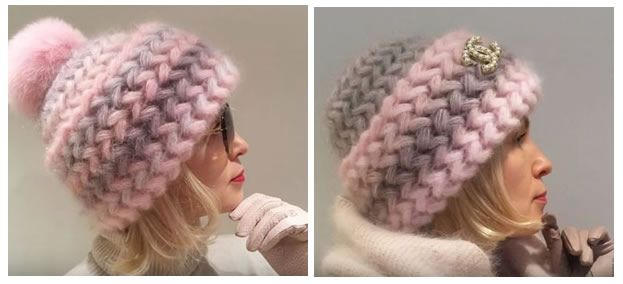 20924d1c71c41 DIY Gorro crochet fácil principiantes - Patrones gratis
