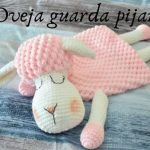Oveja guarda pijamas a crochet