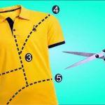 5 Ideas de como transformar camisetas