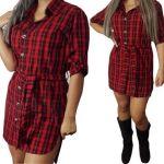 DIY como hacer un vestido camisero