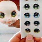 Cómo Hacer Ojitos 3D para porcelana Fría