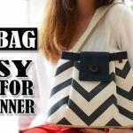 DIY Bolso mano de moda fácil de hacer