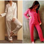 DIY Pijama mujer con patrón y confección